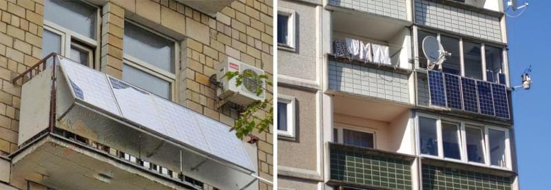Сонячні панелі на балконі і лоджії: особливості, відгуки 2