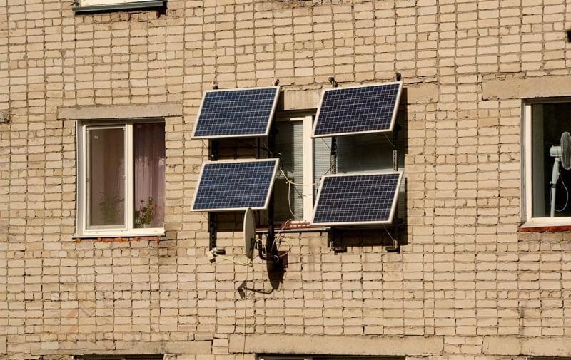 Сонячні панелі на балконі і лоджії: особливості, відгуки 3