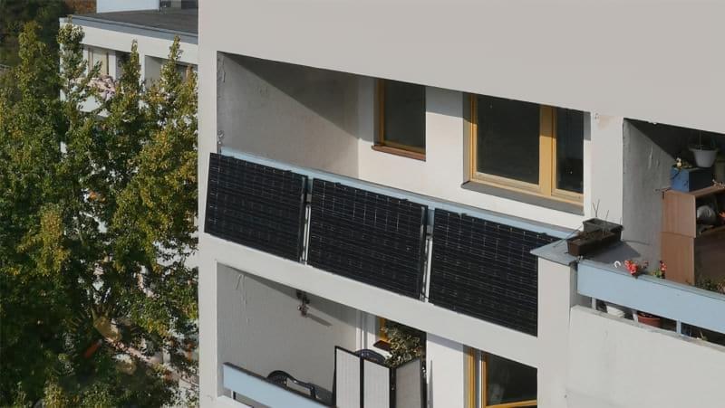 Сонячні панелі на балконі і лоджії: особливості, відгуки 1