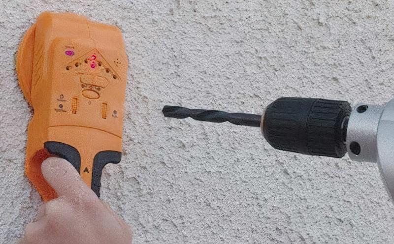 Як знайти обрив дроту в стіні: різні методи 2