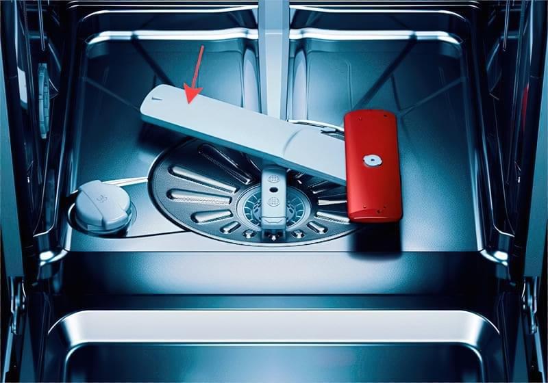 Коромисла посудомийної машини