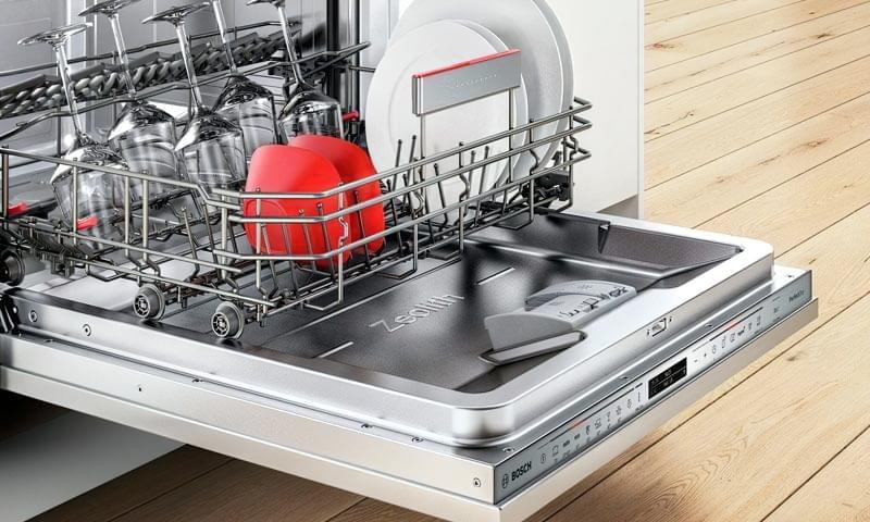 Будова і принцип роботи посудомийної машини 1