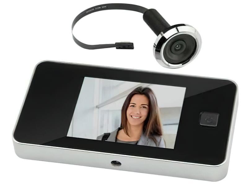 Як вибрати відеоглазок (дверне вічко з відеокамерою) 17