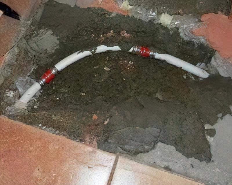 Помилки при монтажі теплої підлоги