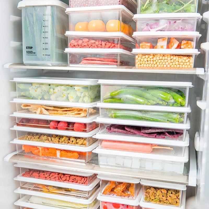 Зберігання продуктів у контейнерах