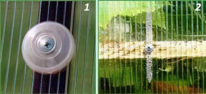Як покрити дах теплиці полікарбонатом? 5