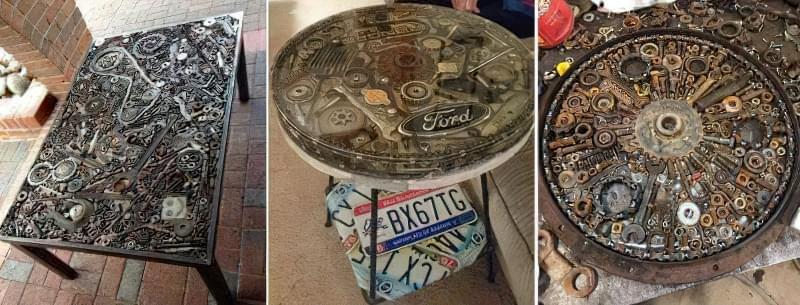 Стільниця з епоксидної смоли — робимо оригінальний стіл 12