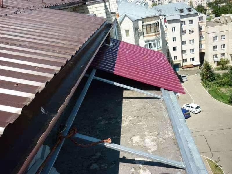 Чим і як краще утеплити дах на балконі 2