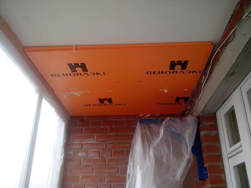 Чим і як краще утеплити дах на балконі 4