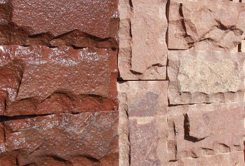 Лак для цегли, бетону, каменю: навіщо потрібен, як вибрати 4