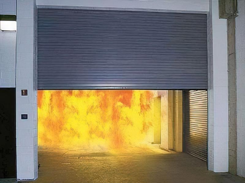 Особливості протипожежних воріт 1