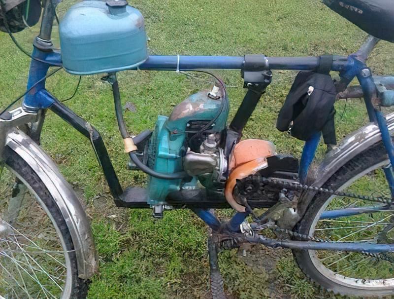 Саморобки з бензопили 3