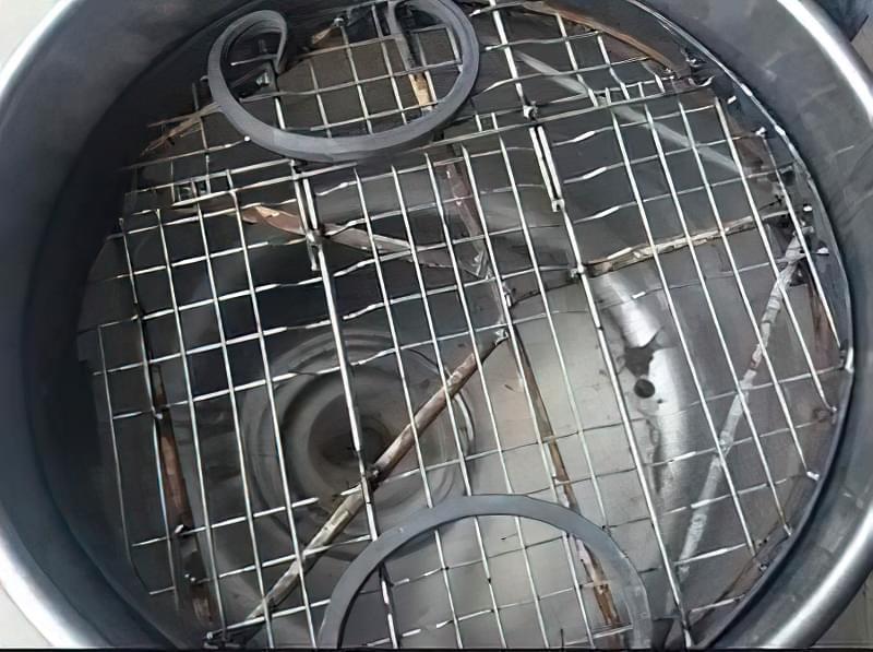 Коптильня зі старої пральної машинки