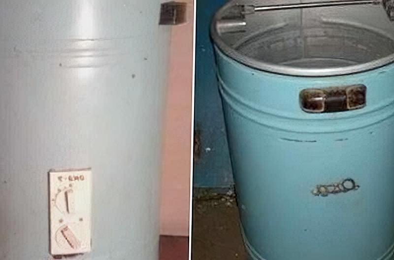 Саморобки з пральної машинки 1
