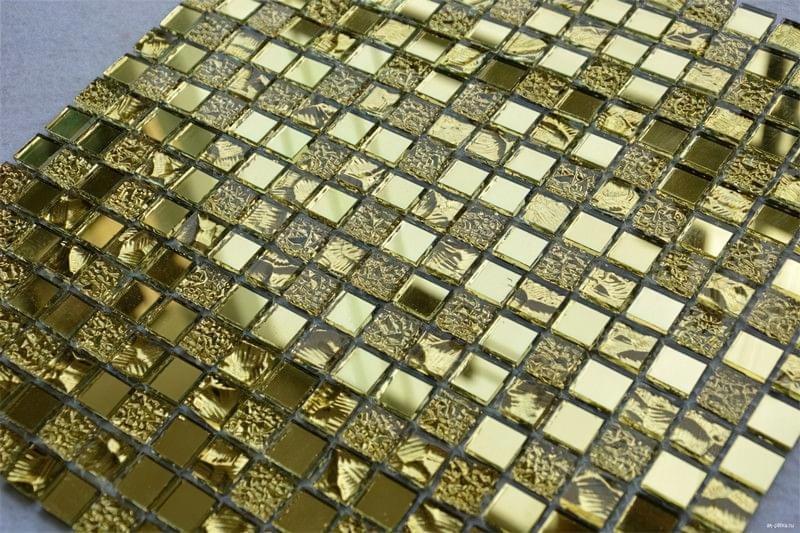 Скляна мозаїчна плитка фото