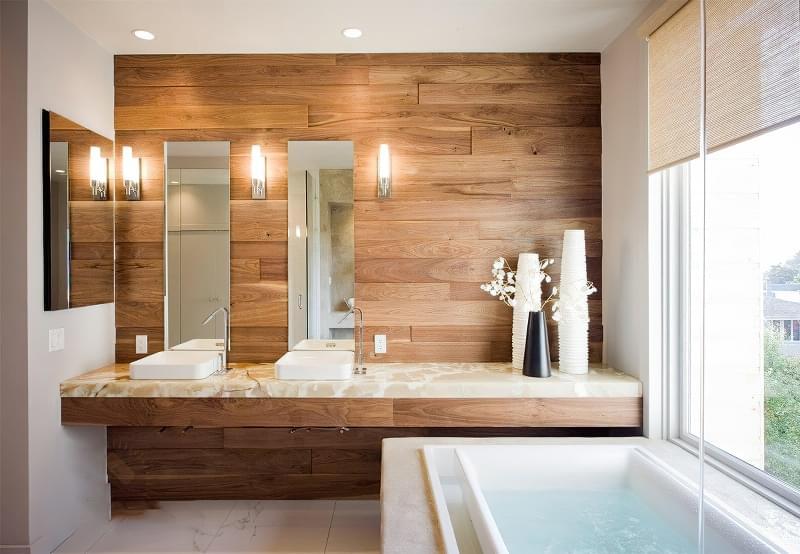 5 альтернатив плитці у ванній кімнаті 3
