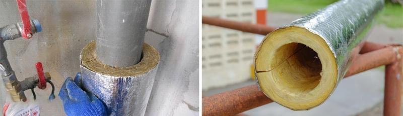 Шумоізоляція каналізаційного стояка в квартирі 5