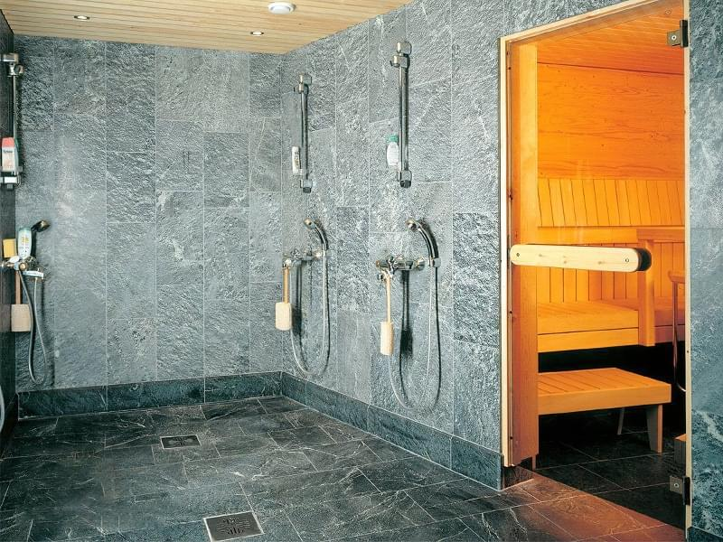 Вибираємо плитку для підлоги в лазні 3