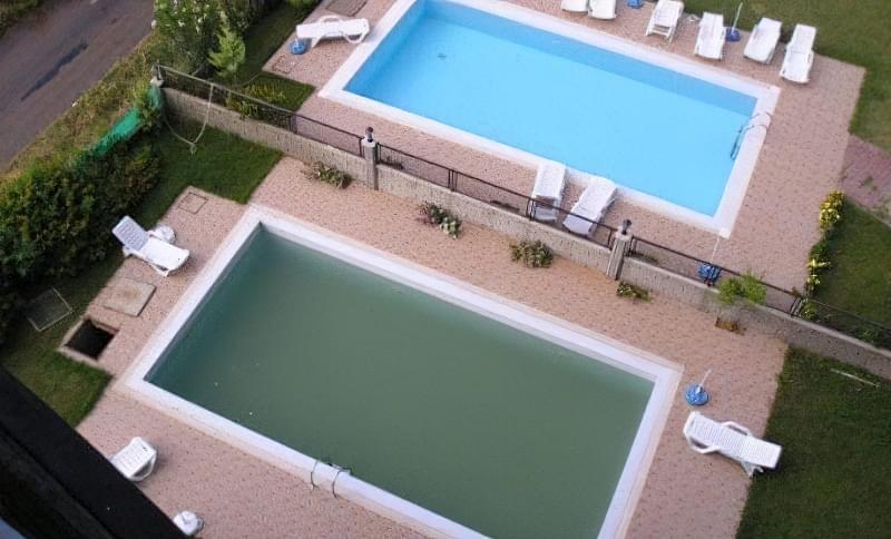Як правильно очищати басейн? 1