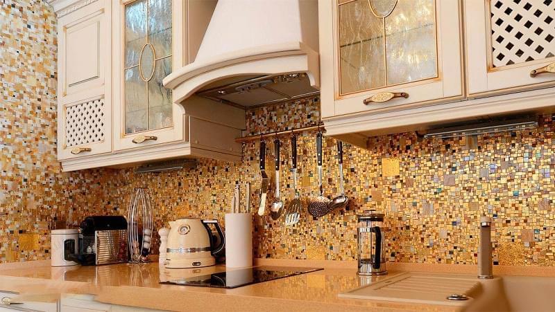 Як використовувати мозаїку для обробки і декору 2