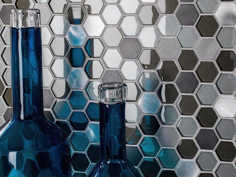 Як використовувати мозаїку для обробки і декору 4