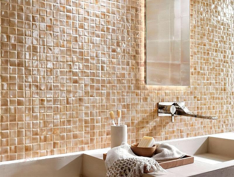 Як використовувати мозаїку для обробки і декору 5