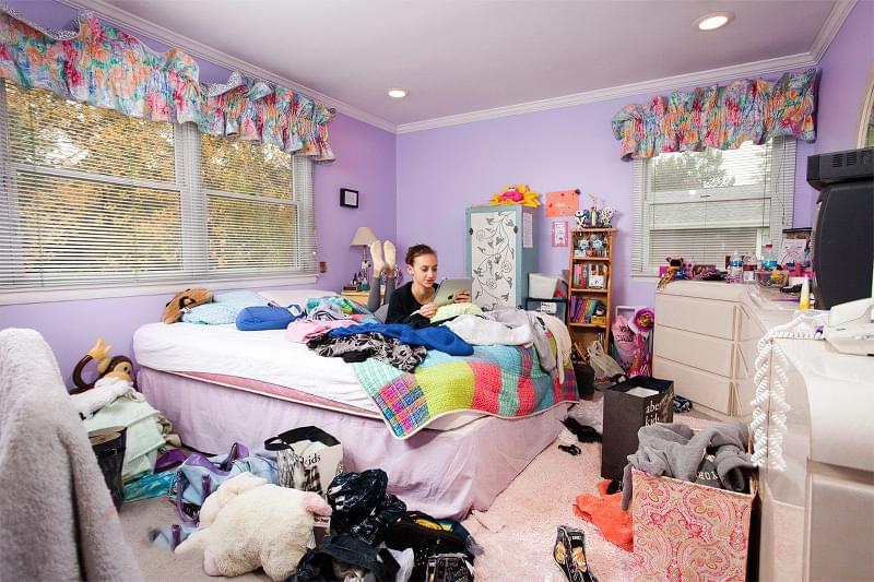 Ідеї оформлення кімнати для підлітка і поради дизайнерів 11
