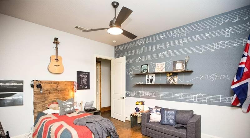Ідеї оформлення кімнати для підлітка і поради дизайнерів 4