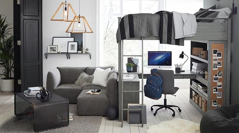Ідеї оформлення кімнати для підлітка і поради дизайнерів 8