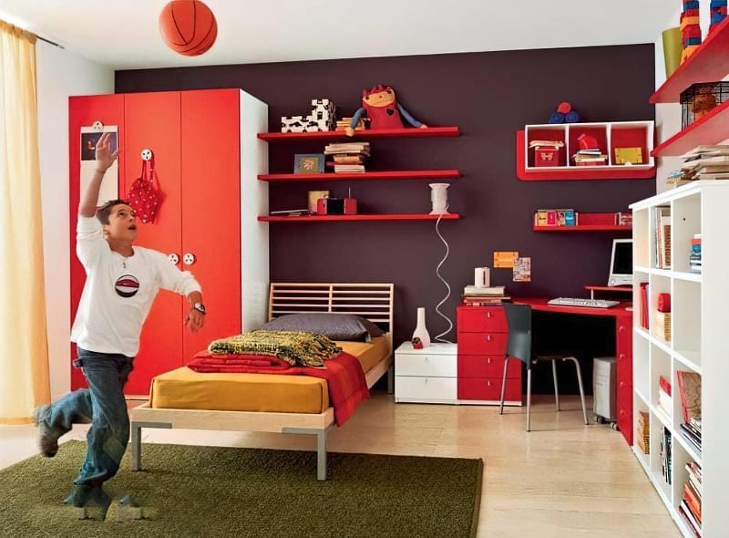 Ідеї оформлення кімнати для підлітка і поради дизайнерів 1