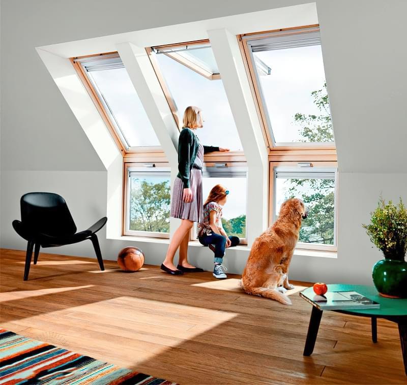 Карнизне вікно: особливості та приклади 2