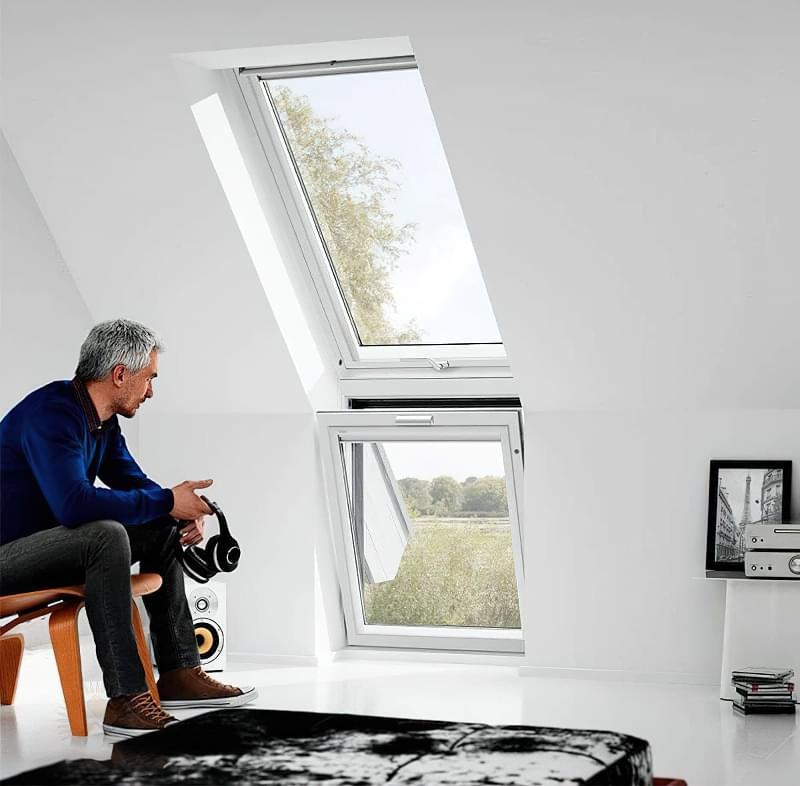 Карнизне вікно: особливості та приклади 4