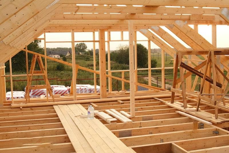 Найчастіші помилки при будівництві та облаштуванні мансарди 1
