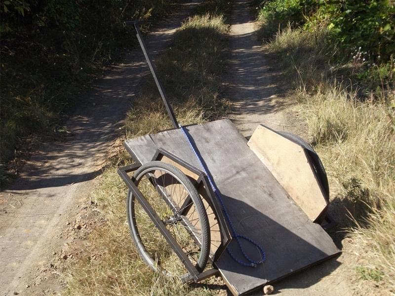 Нове життя старого велосипеда 2