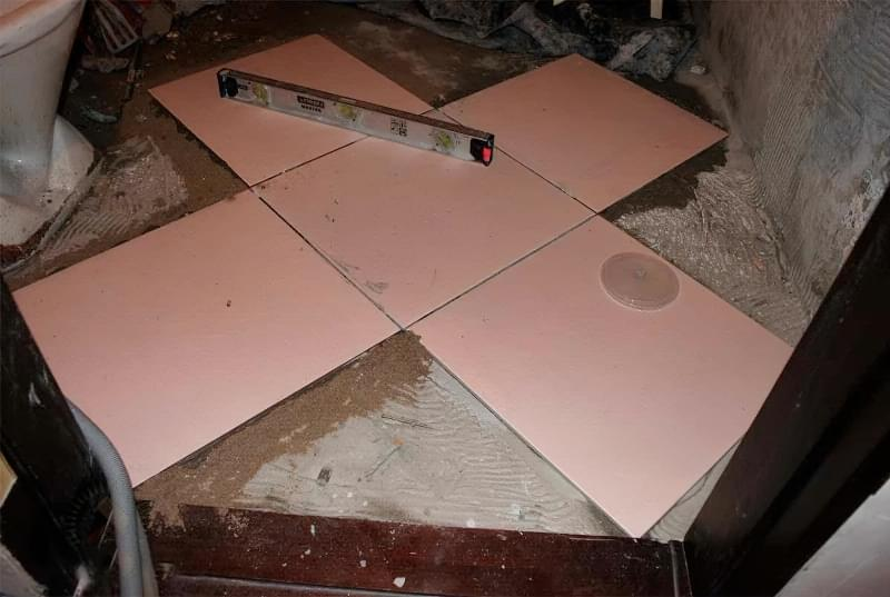 Укладання плитки по діагоналі: особливості та приклади 3