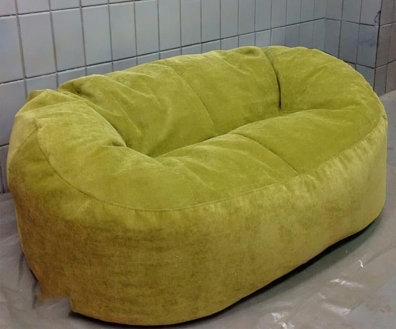 Безкаркасні дивани: особливості, плюси, мінуси, приклади 7