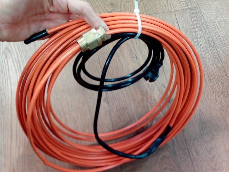 Гріючий кабель: сфера застосування, види, монтаж 3
