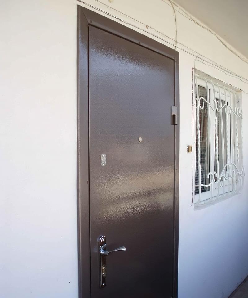 Класи захисту вхідних дверей 3