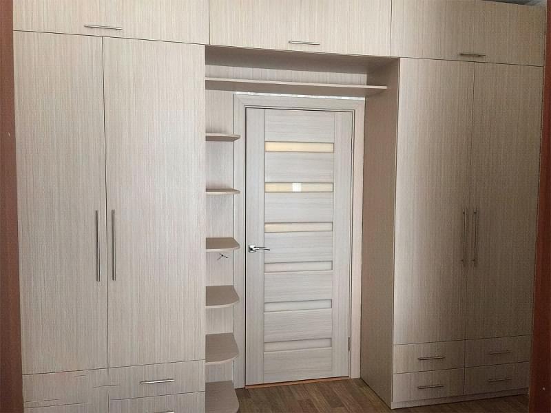 Найчастіші проблеми при установці вбудованих меблів 2