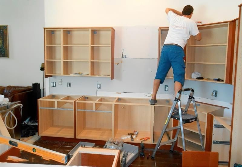 Найчастіші проблеми при установці вбудованих меблів 3