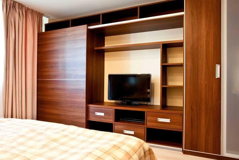 Найчастіші проблеми при установці вбудованих меблів 6