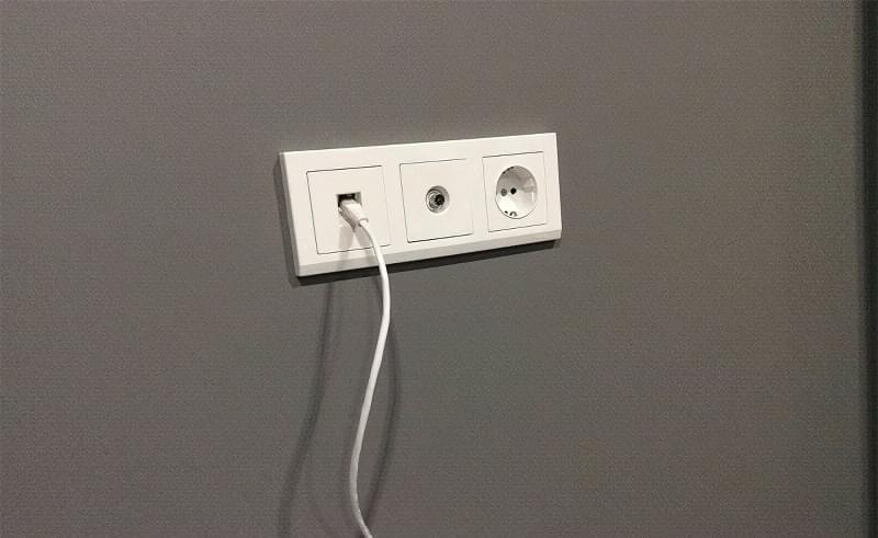 Основні правила прокладки інтернет-кабелю в квартирі 5