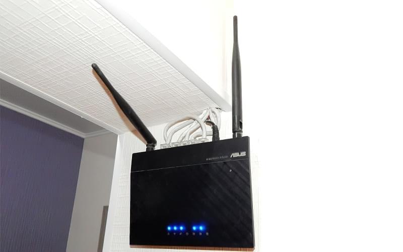 Основні правила прокладки інтернет-кабелю в квартирі 1