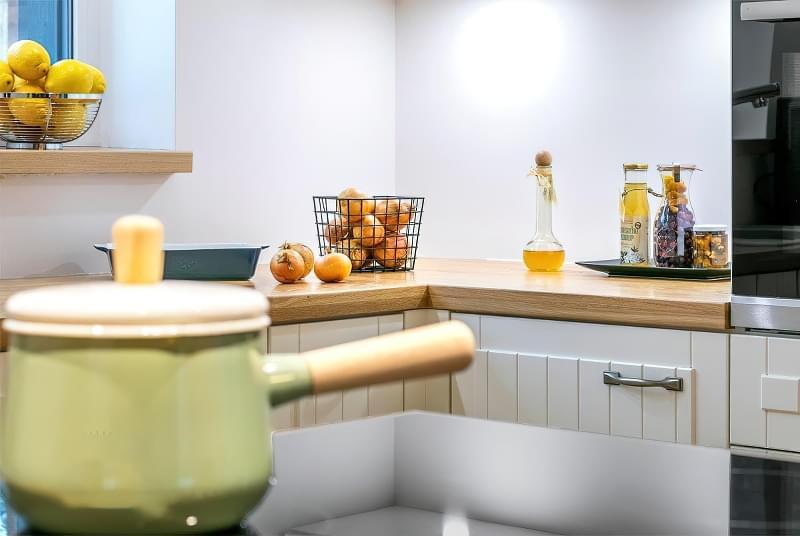 Фотопідбірка і особливості кухонь в скандинавському стилі 8