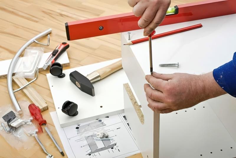 Інструменти для складання меблів своїми руками 2