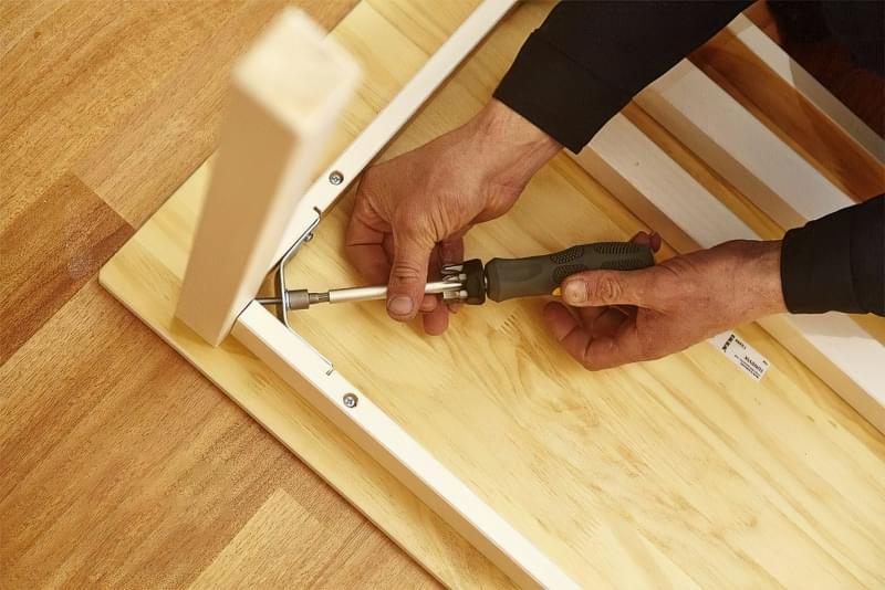 Інструменти для складання меблів своїми руками 1