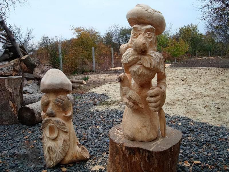 Матеріали для виготовлення садових фігурок своїми руками 4
