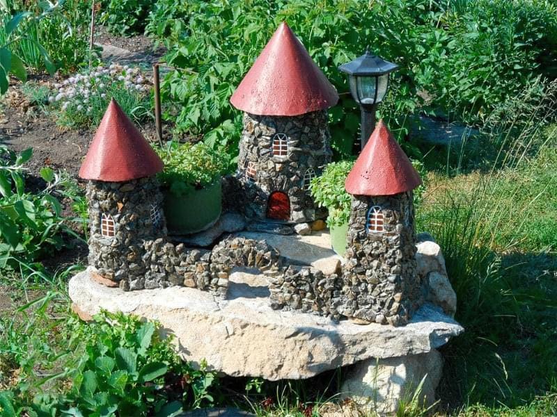 Матеріали для виготовлення садових фігурок своїми руками 7