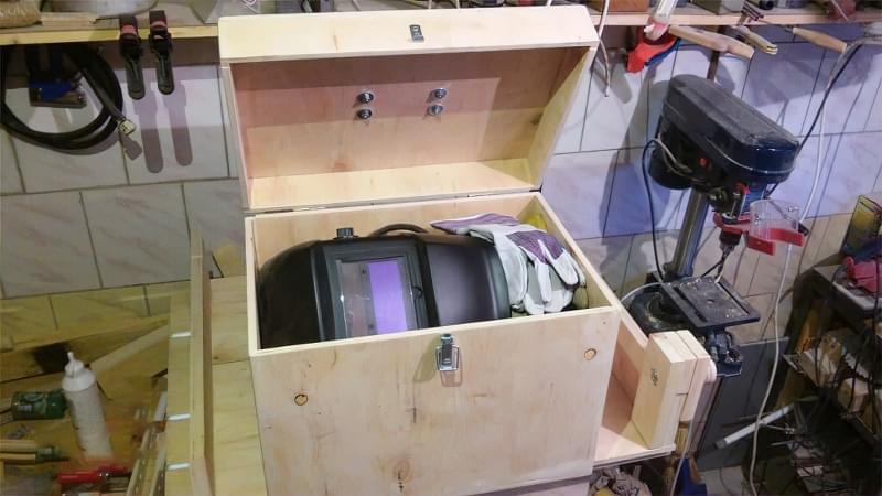 Підготовка інструментів до зимового зберігання 5