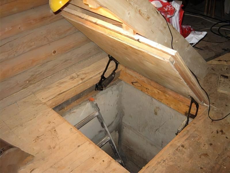 Підпілля, погріб, підвал: основні відмінності 1
